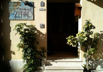 Bed And Breakfast Affittacamere Zefiro